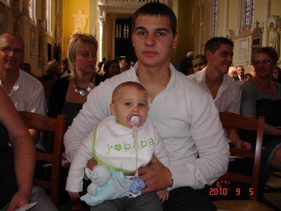 bapteme de yannis septembre2010