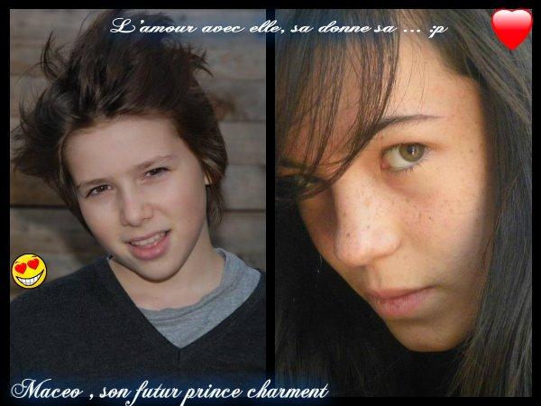 Macéo & Gwendolinn ;) (l)