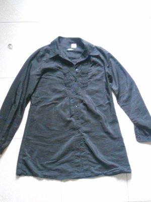 Chemise tunique noire