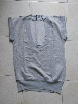 Tee shirt gris NAFNAF