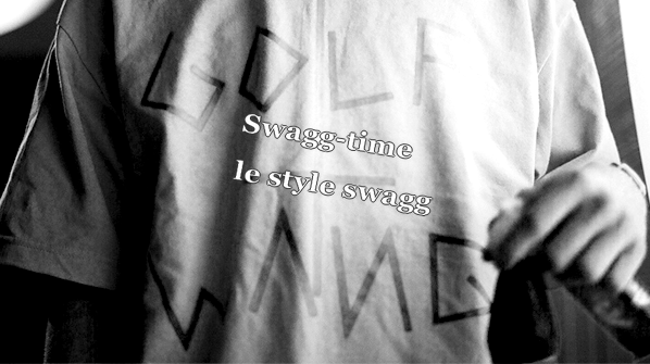 The mark of SWAG !!!  : Golf Wang