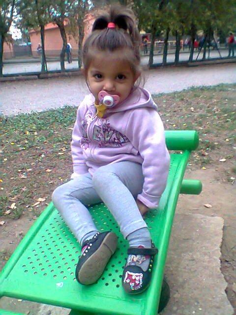 moi au parc