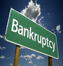 Bankruptcy in UK