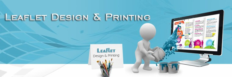 Reliable Price Leaflet Design Services in Keighley