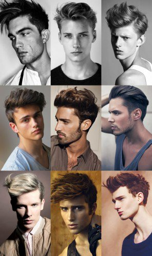 Latest Haircut trends for men in 2013