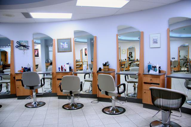 Is decoration matters in hair salon business Orland Park?