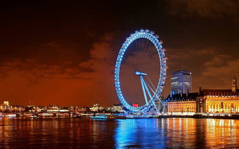 Iconic Attraction of the London City