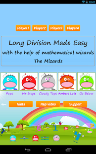 Long Division Games Pro: Making My Child Love Long Division!