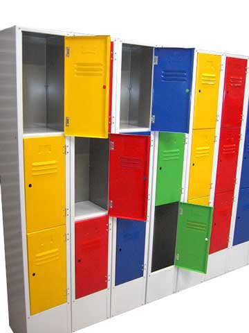 Steel Storage Features Required in Different Sports Lockers!