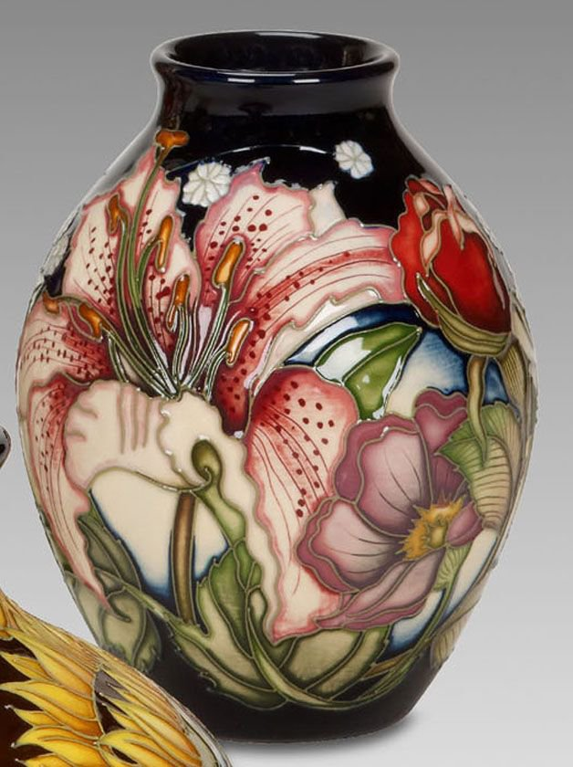 Finding Moorcroft Pottery is Now Simple for Passionate Art Collectors!