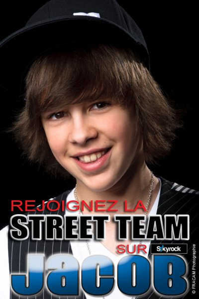 le street team de jacob guay
