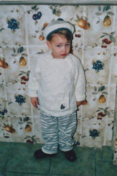 voici une histoire de jacob depuit il et tout petit jusqu'a se 12 ans