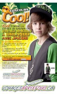 """Extrait du spectacle de Jacob lors du salon de la jeunesse ! et Concours """"Cool"""""""