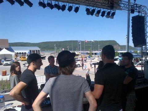 Show au Saguenay