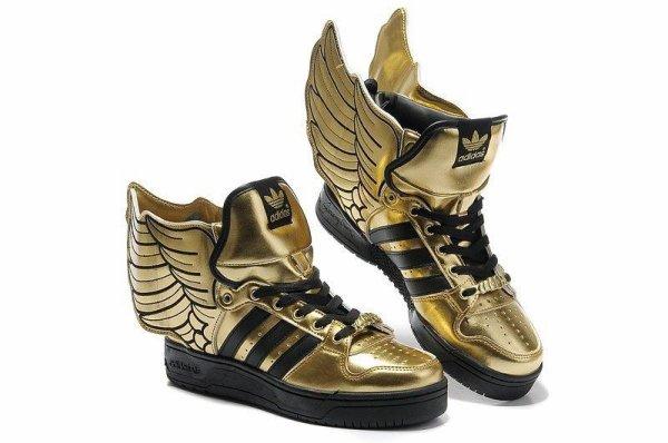 nouvelle paire de soulier pour le clip-video de jacob guay