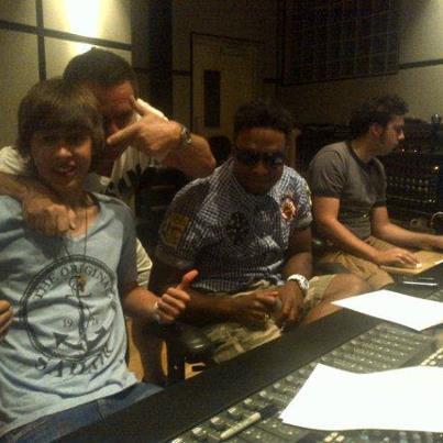 jadore en studio