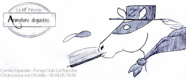 Février à la Planche