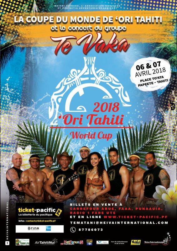 ORI TAHITI WORLD CUP