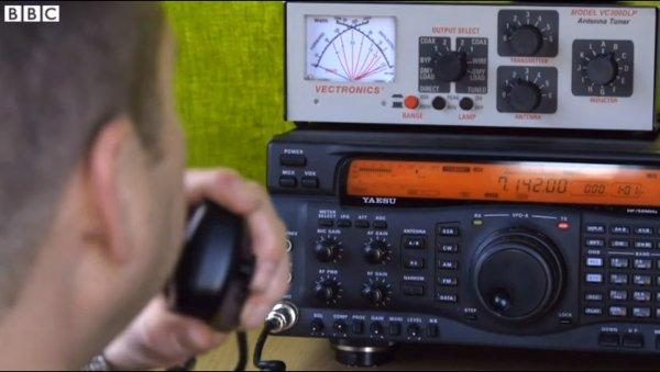 Promotion radioamateursime chez nos voisins Anglais.