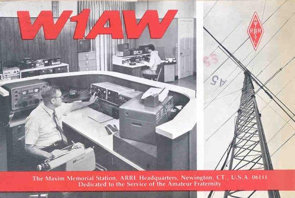 QSP de W1AW.