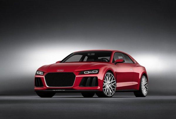 La technologie du laser dans l'automobile.