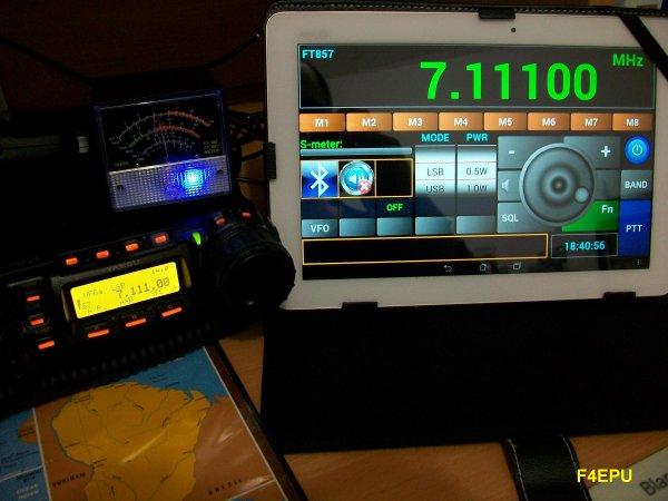 Nouvel accessoire à la station : un galvanomètre multi-fonction.