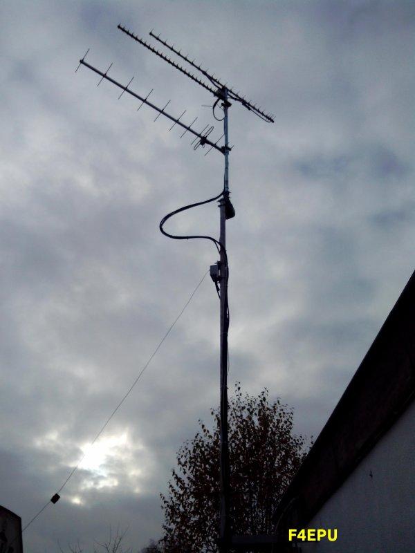 DATV UHF.