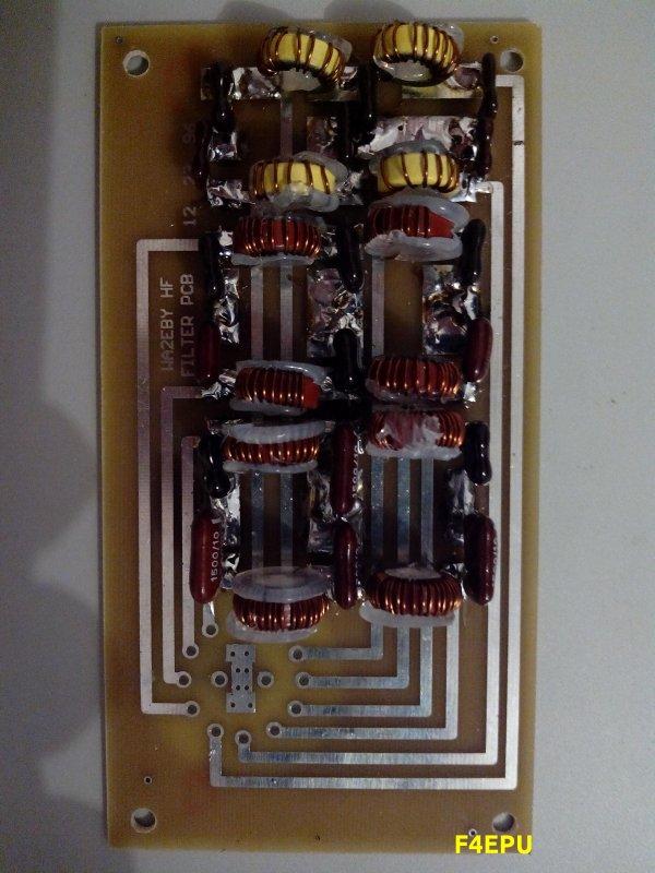 Amplificateur HF.