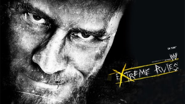 Poster d'Extreme Rules 2011