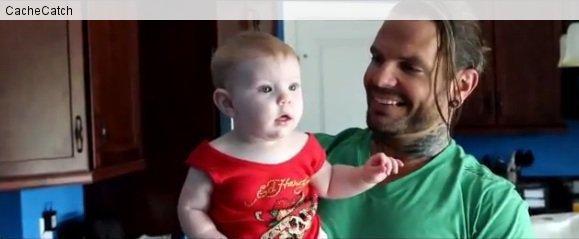 Jeff hardy sa fille ruby votre blog source sur l - Catch de fille ...