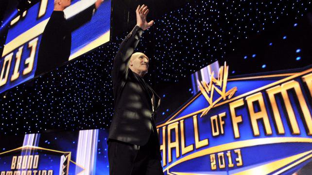 Rapport complet du WWE Hall of Fame 2013 (source caq)