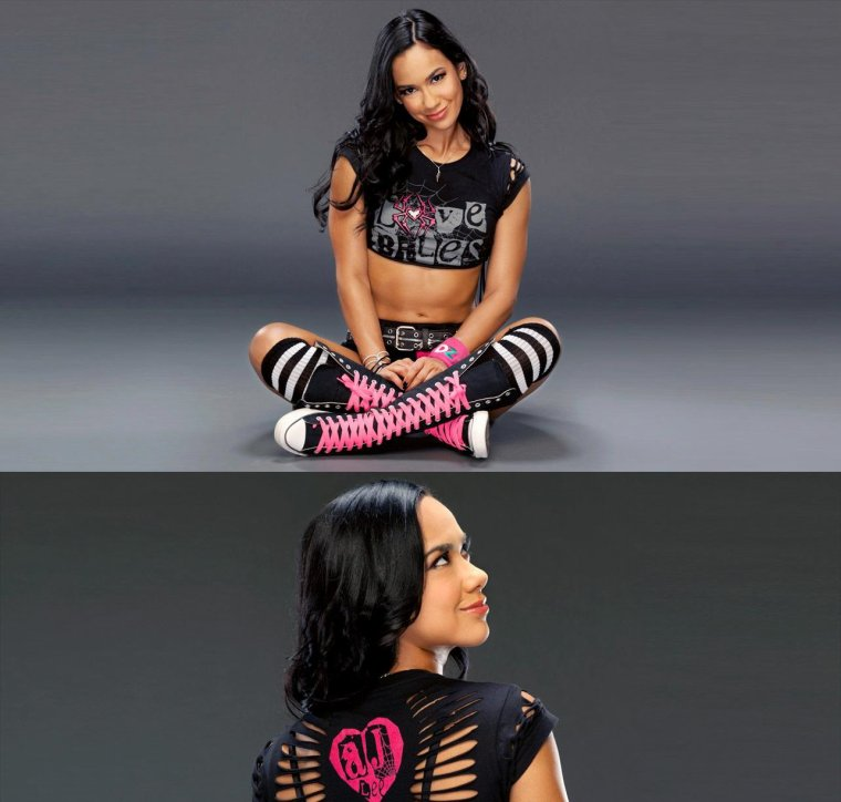 new photoshoot d aj lee