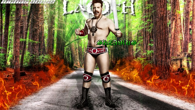wallpaper sheamus
