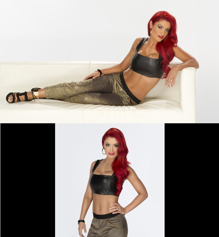 new photoshoot d eva marie