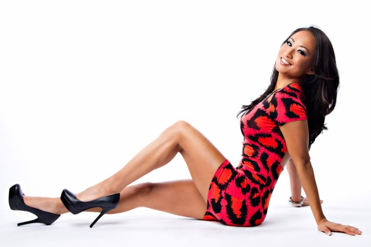 new photoshoot de gail kim