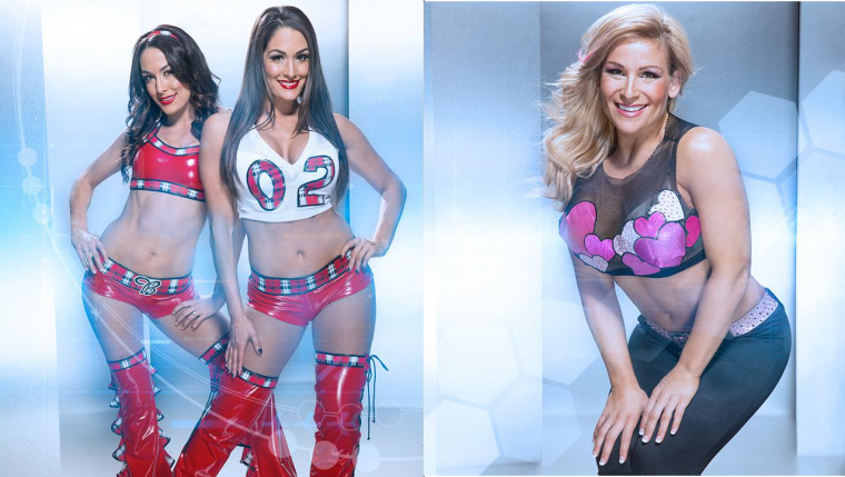 BATTLE-READY DIVAS suite
