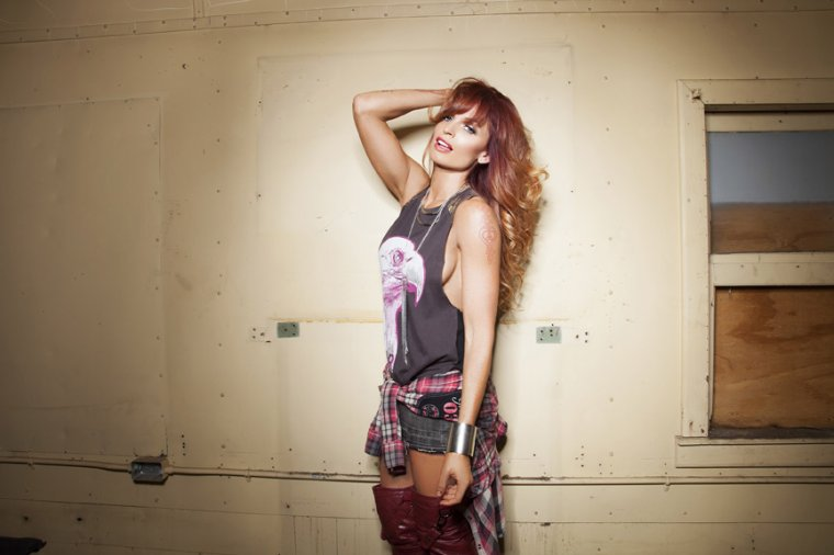 new photoshoot de christy hemme