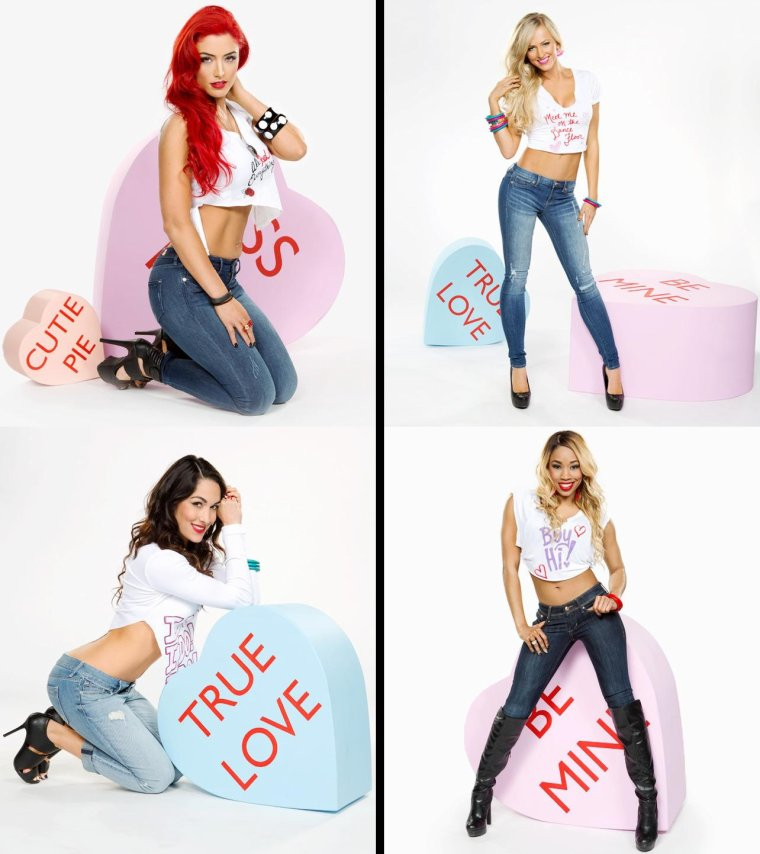 VALENTINE'S DAY DIVAS 2014: PHOTOS part2