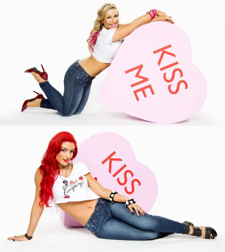 VALENTINE'S DAY DIVAS 2014: PHOTOS fin