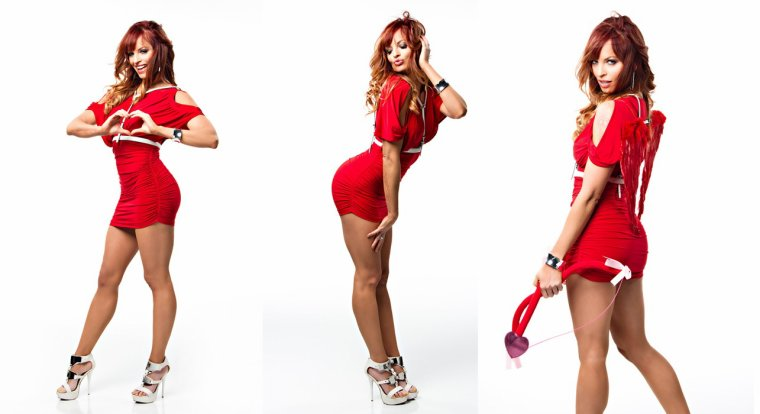 new photoshoot des knockout special st valentin