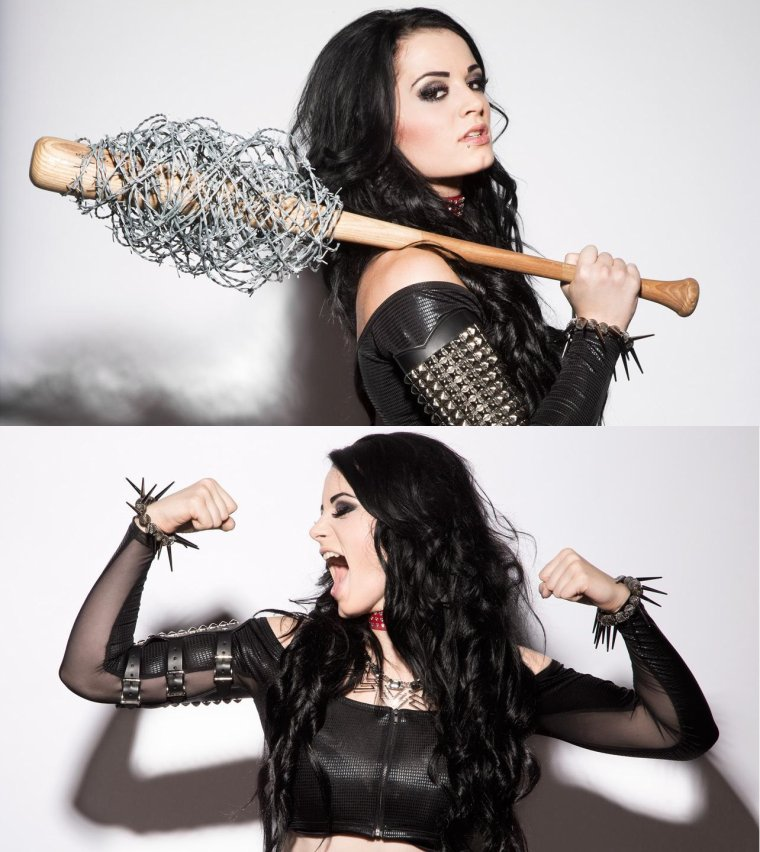 EXTREME RULES DIVAS 2014: PHOTOS