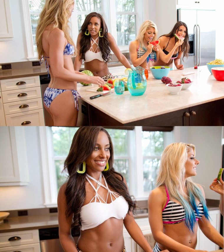 NXT SUMMER VACATION - HOUSE PARTY: PHOTOS part 1