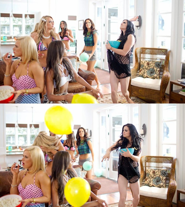 NXT SUMMER VACATION - HOUSE PARTY: PHOTOS part3