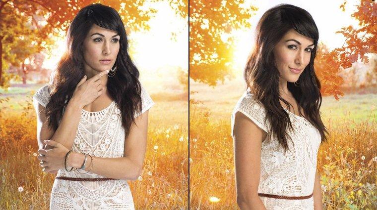 new photoshoot de brie bella
