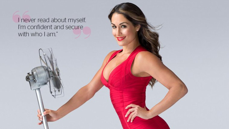new photoshoot de nikki bella