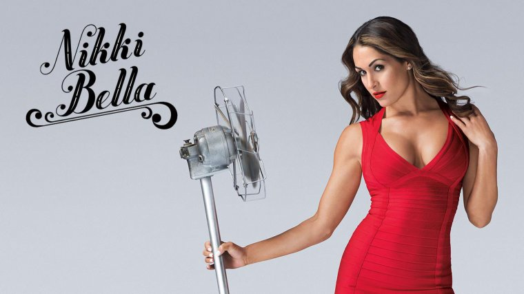 new photoshoot de nikki bella