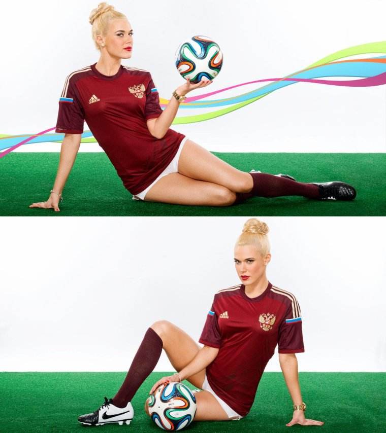 WORLD CUP DIVAS 2014: PHOTOS 2