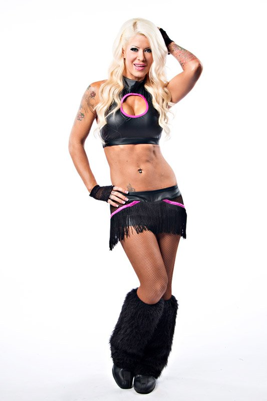 new photoshoot d angelina love