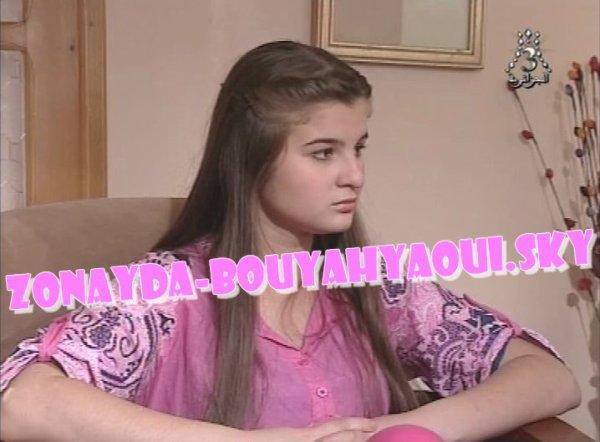 l'actrice bouyahyaoui