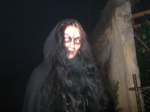 Terenzi Horror Nights 2009